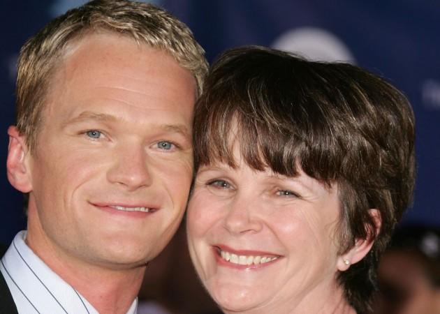 Neil Patrick Harris and mom