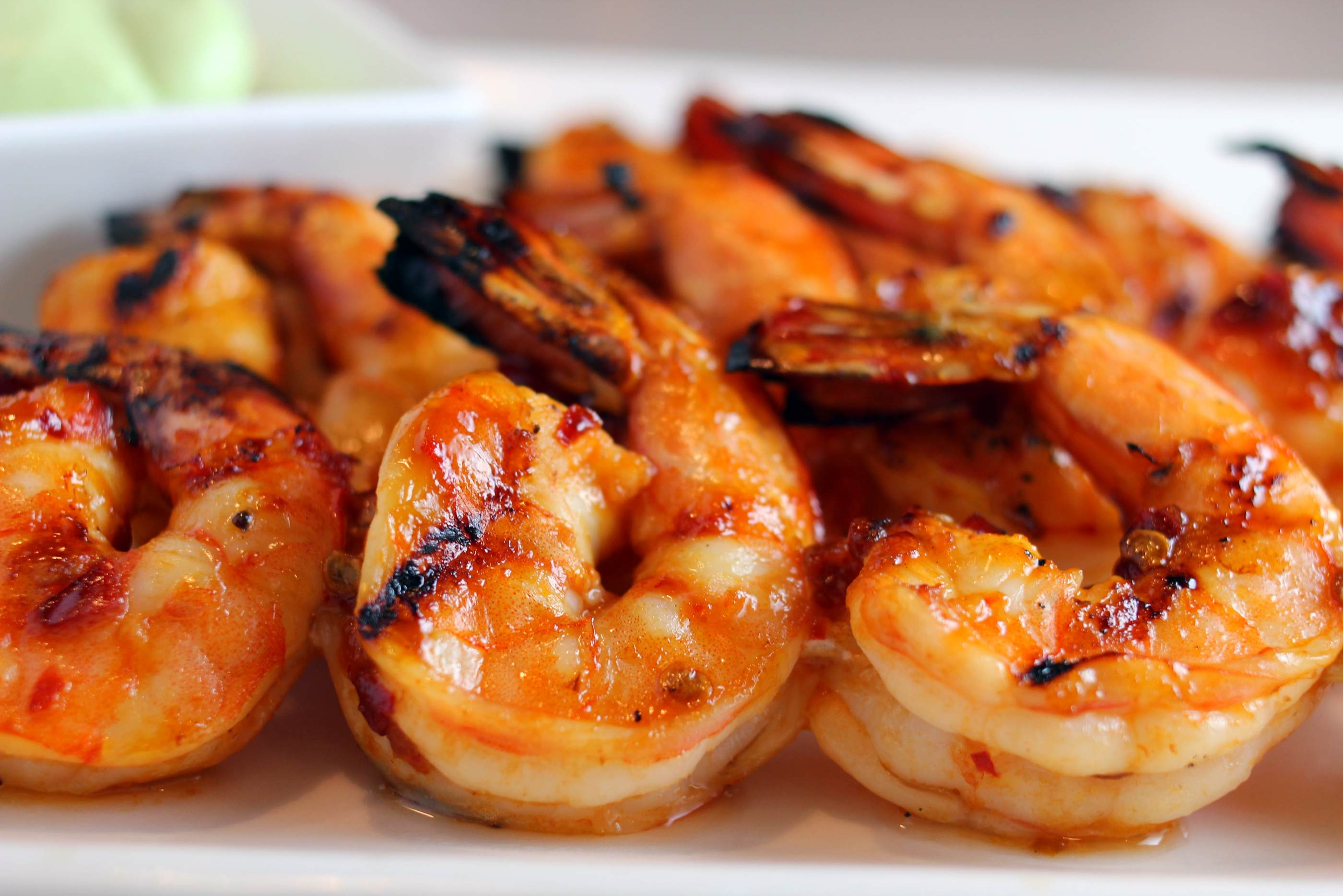 Tandoori Shrimp With Rice and Peas Recipe  Real Simple