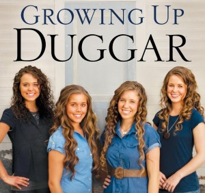 growing up duggar book cover
