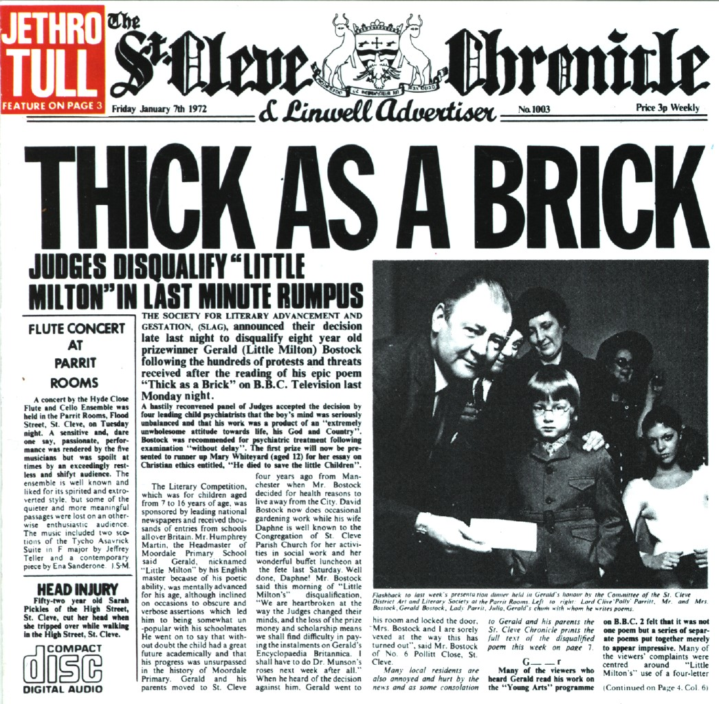 Jethro Tull - Thick As A Brick(Front)[1]