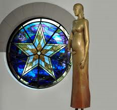 Mary at stella maris