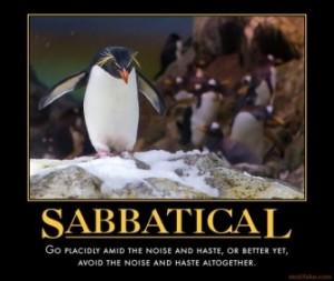 penguin sabbatical