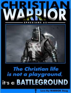 christian warrior