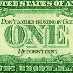 "The Christian hypocrisy of ""In God We Trust"""