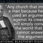 In honor of Blasphemy Day and Bill Donohue: Damn the pope