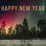 Special Weekly Report: The year may be winding down…but FFRF's revving up for 2017