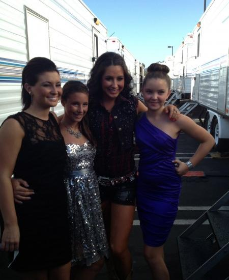 22 Behind the Scenes Photos of DWTS with Bristol Palin-2