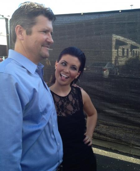 22 Behind the Scenes Photos of DWTS with Bristol Palin-3