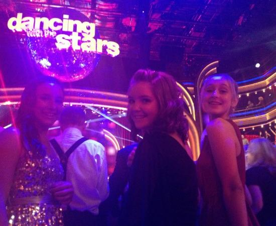 22 Behind the Scenes Photos of DWTS with Bristol Palin-7