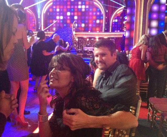 22 Behind the Scenes Photos of DWTS with Bristol Palin-8