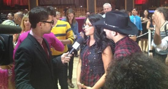 22 Behind the Scenes Photos of DWTS with Bristol Palin-13