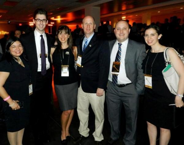 PHOTO: Ruth Malhotra, Chandler Epp, Nancy French, David French, Ryan Boland, Orit Sklar