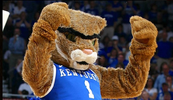 Kentucky Wildcats.600