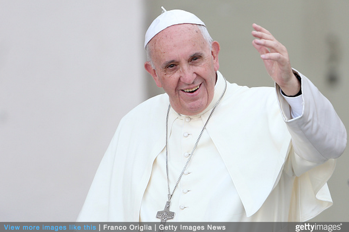 Why Did Pope Francis Meet with Kim Davis?