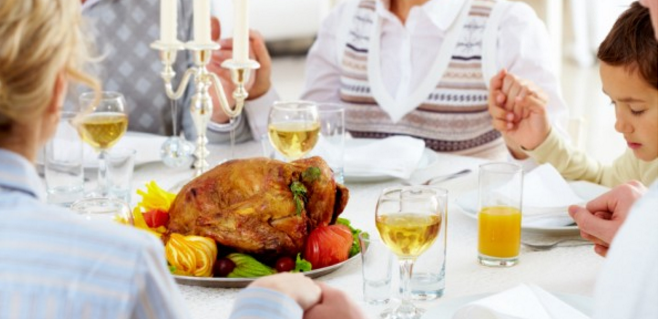 How to Deal with Awkward Political Conversations around the Thanksgiving Table