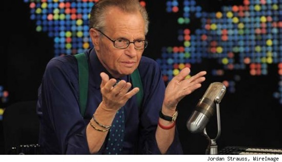 "Larry King admitted on ""CNN Presents: A Larry King Special: Dinner with the Kings"" that he would like to be frozen after death, in hopes that he can be revived later on."