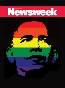 One of the covers Newsweek almost went with this week