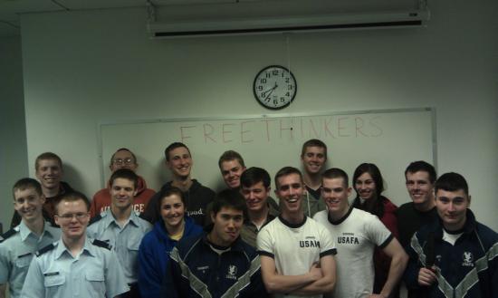 U.S. Air Force Academy Freethinkers
