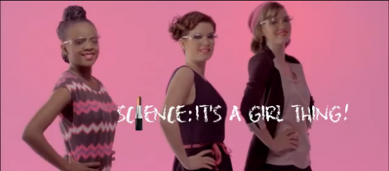 Science It's A Girl Thing