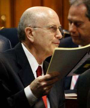 Senator Dennis Kruze. Via IndyStar.com