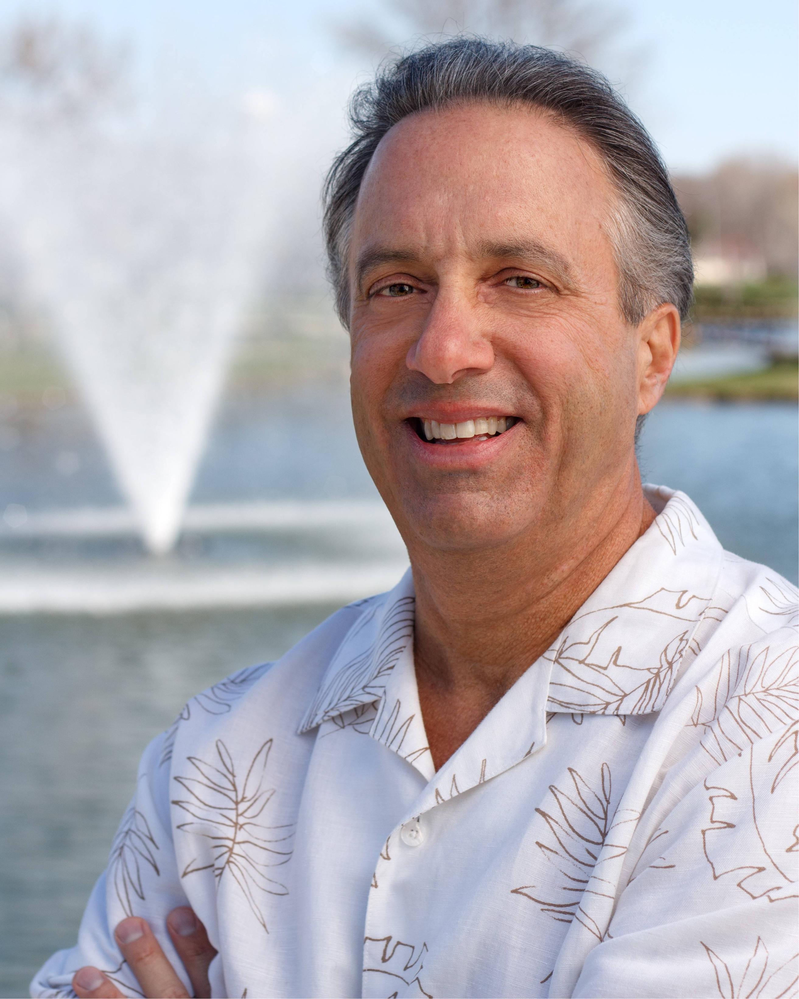Pastor Dan Delzell
