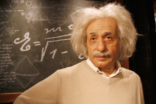 What can you tell me about albert einstein?