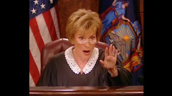 JudgeJudy