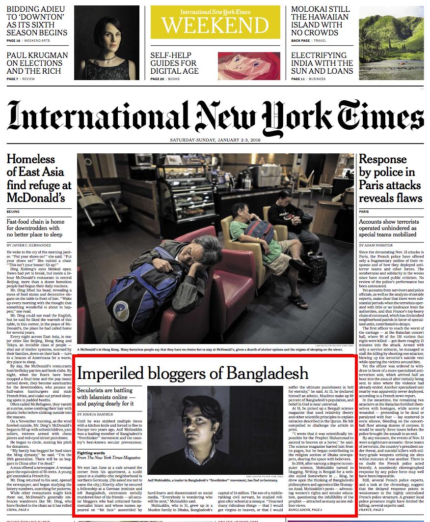 NYTimesPakistan
