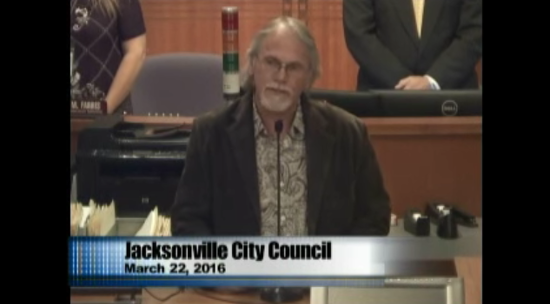 Atheist Calls for Unity and Decency in Secular Invocation at Jacksonville (FL) City Council Meeting