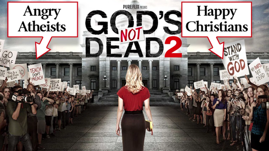 GND2Preview gods not dead complete plot cvs home video to dvd