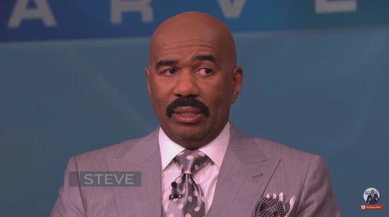Steve harvey 36 dating questions