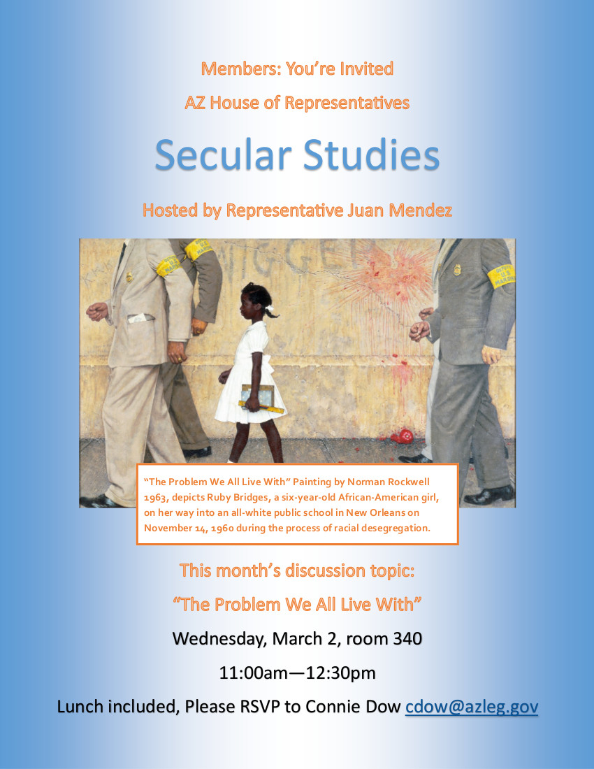 secular studies invite