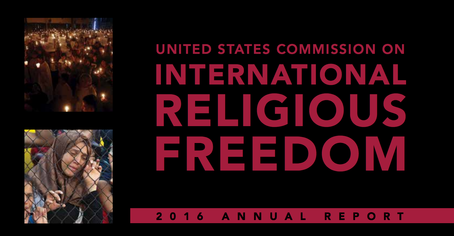 a report on religion Annual report on the state of freedom of religion or belief in the world 2015- 2016 posted by admin in reports , onjune 30, 2016 read online or download the annual report on state of freedom of religion or belief in the world 2015.