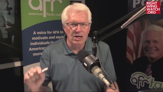 Bryan Fischer: If You Have Premarital Sex, Satan Now Controls Part of Your Relationship