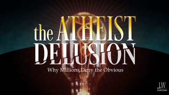 Image result for atheist delusion