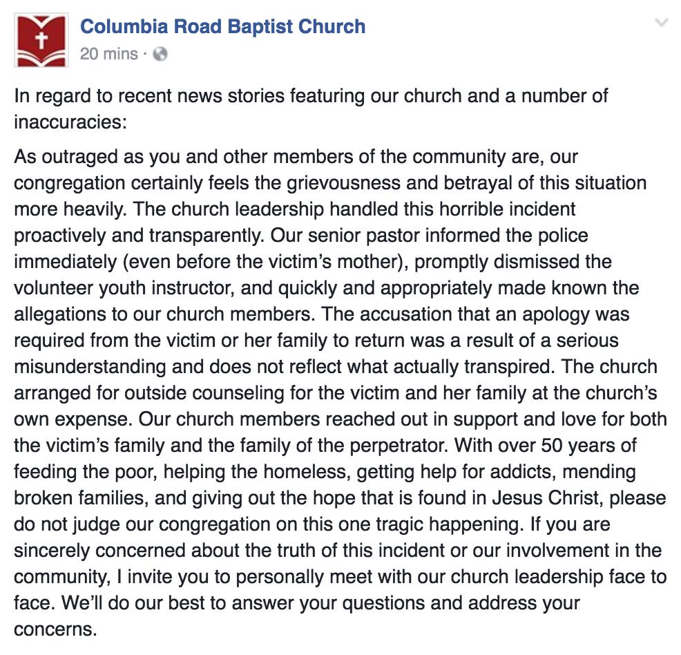 BaptistApologyChurch