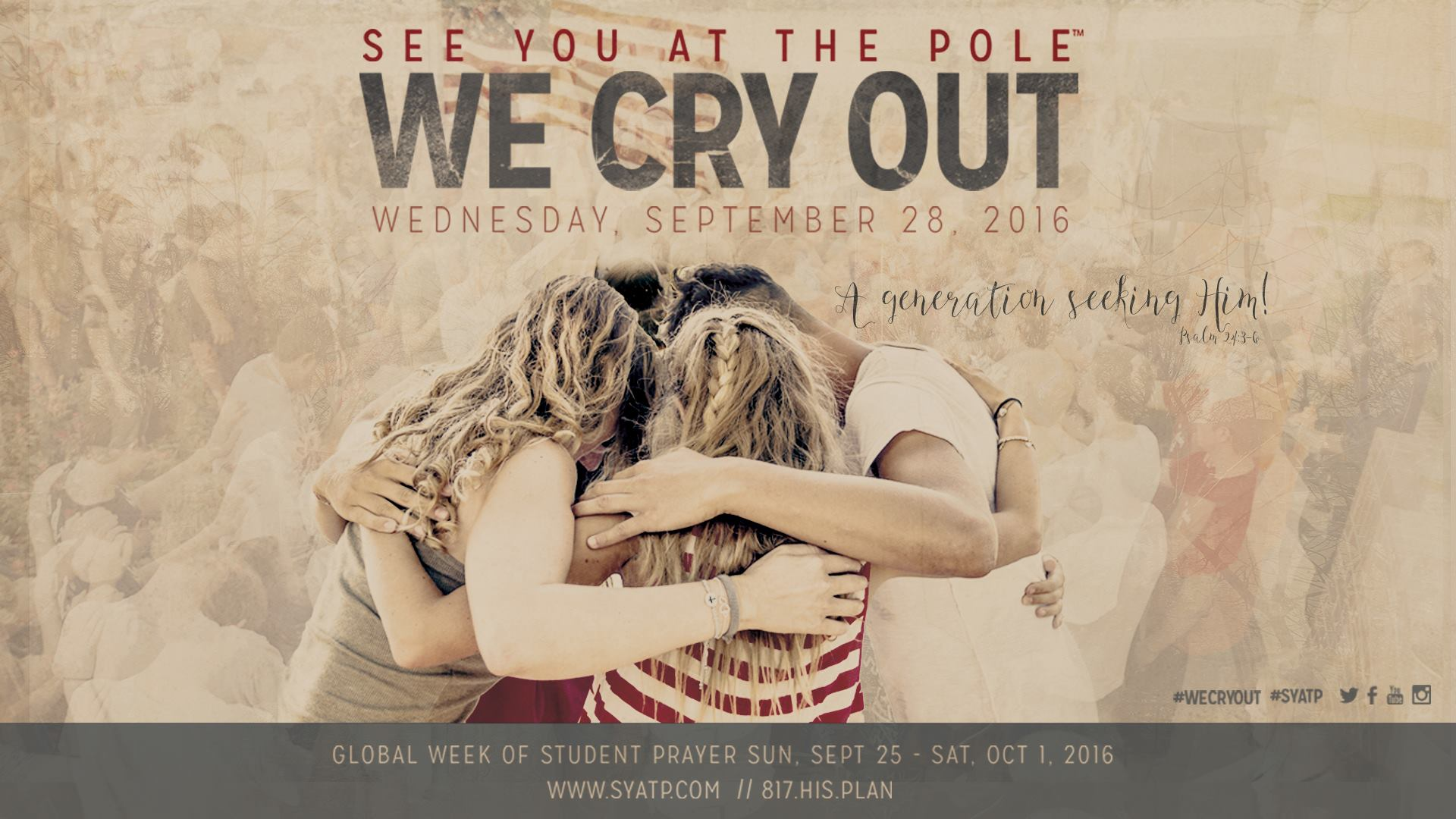 In Texas School District, Teachers Joined Students for See You at the Pole Prayer Event
