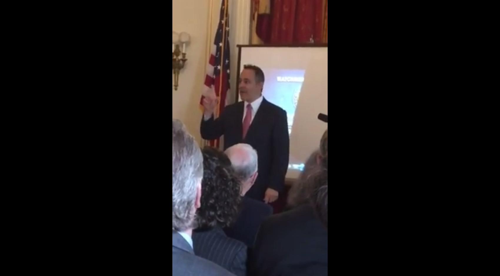 Does Kentucky Governor Matt Bevin Have Any Idea What the Johnson Amendment Prohibits?