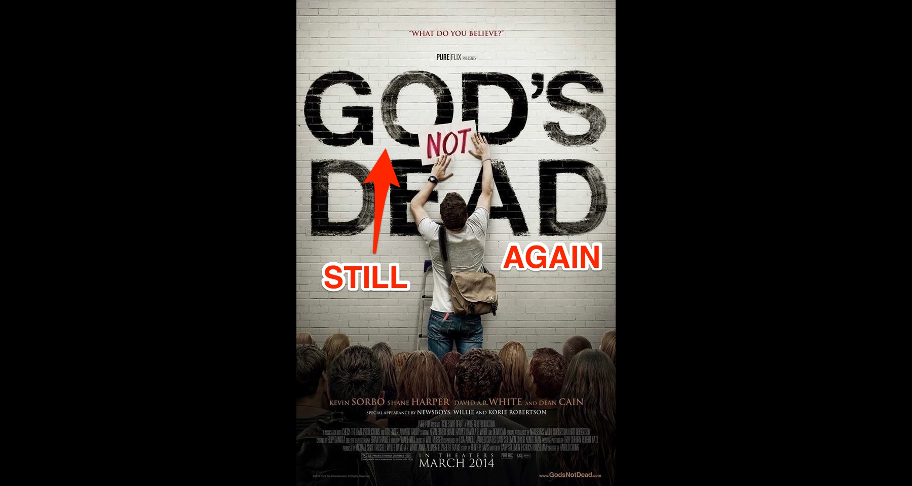 gods not dead 2018 movie download