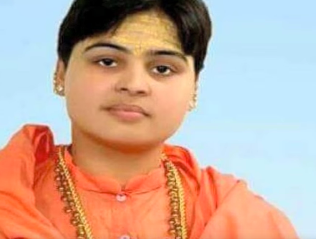 Hindu_Mahasabha_Leader_Sadhvi_Deva_Thakur_Says_Muslims__Christians_Should_Be_Forcibly_Sterilised_-_YouTube