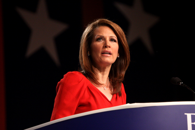 Michele Bachmann: God Led the FBI to Anthony Weiner's ...