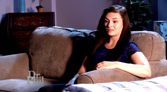 On the Next <em>Dr. Phil</em>: A Teenager Claims She&#8217;s Pregnant&#8230; With Jesus