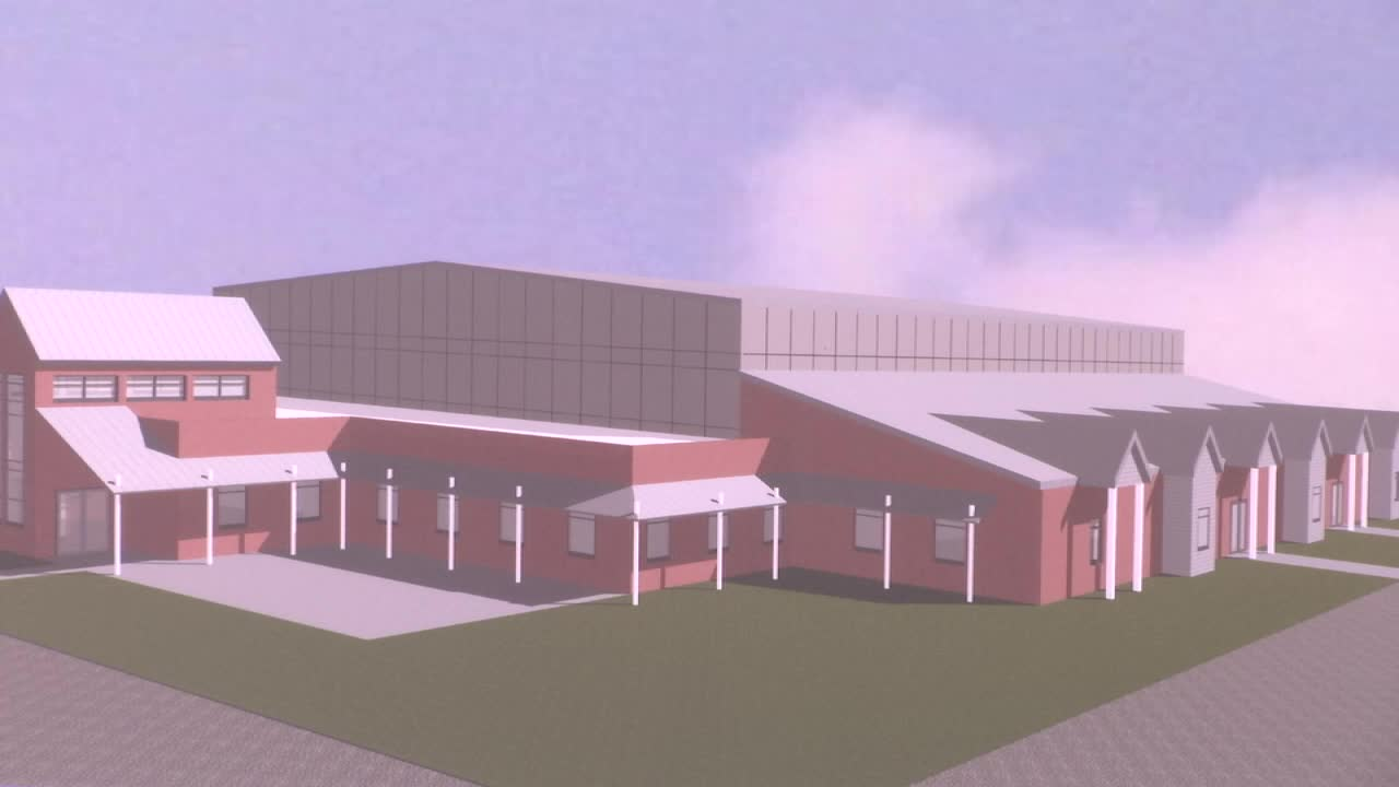 The proposed Christian facility