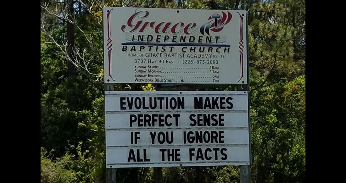 EvolutionFaithEvidence