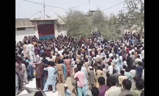 MobPakistanPolice