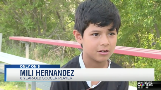 Neb. girl disqualified from soccer game for looking like a boy