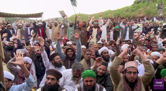 BlasphemyPakistanArgue
