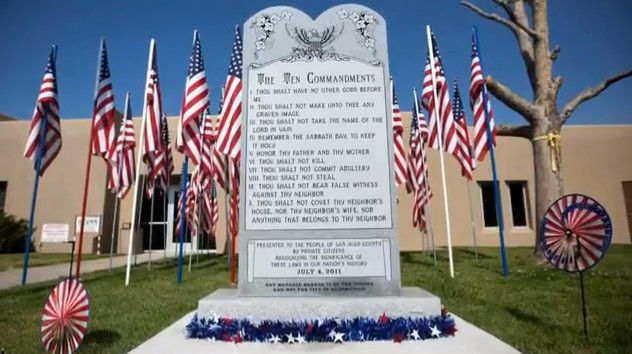 Supreme Court Refuses to Hear 10 Commandments Case