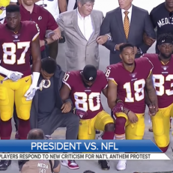 Trump Runs Ads During NFL Games, Showing The Boycott ...