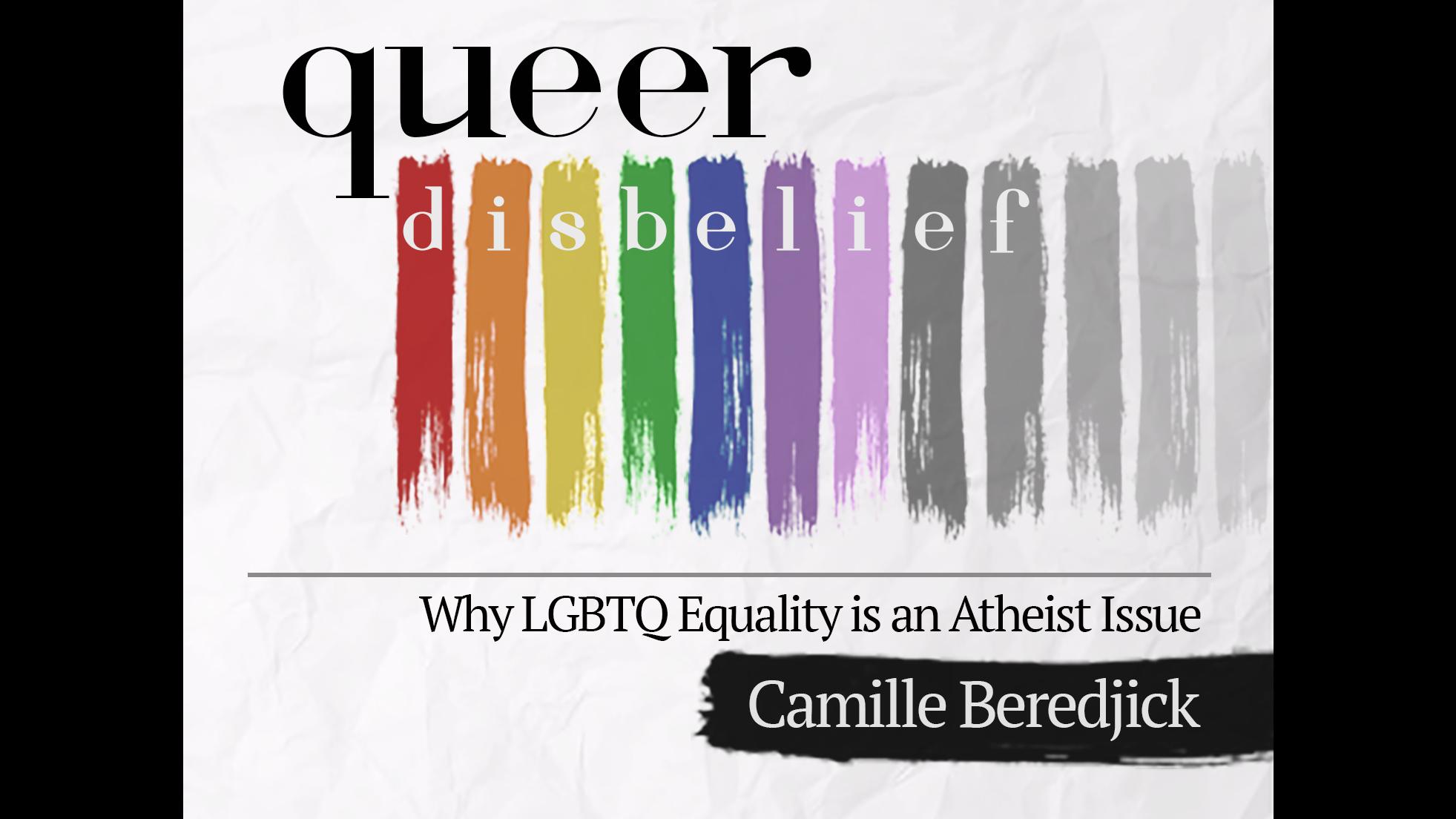 QueerDisbeliefCover